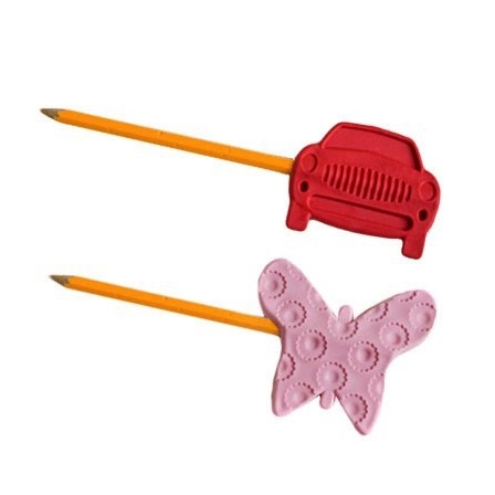 Chews & Chewlry Cool Chews - Versatile Pencil Topper, Belt Buddy or Necklace