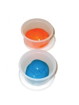 Therapy Equipment Cando Microwaveable Exercise Putty, Orange: Soft, 2oz