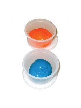 Therapy Equipment Cando Microwaveable Exercise Putty Orange: Soft, 4oz