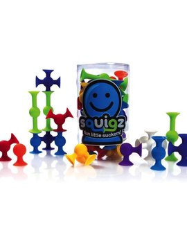 Toys & Games BEST SELLING! Squigz 24 PC Starter Set Building Kit