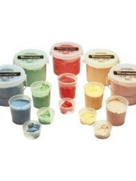 Therapy Equipment Cando Theraputty 4oz