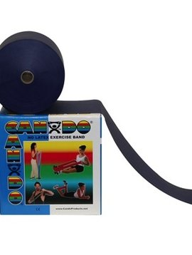 Therapy Equipment CanDo Latex-Free Excercise Band (25yd Dispenser)
