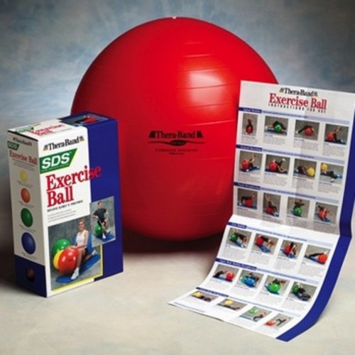 "Therapy Equipment Thera-band Pro Series SCP 22"" (55cm) Excercise Ball"