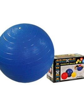 """Therapy Equipment CanDo® Inflatable 34"""" (85cm) Excercise Ball"""