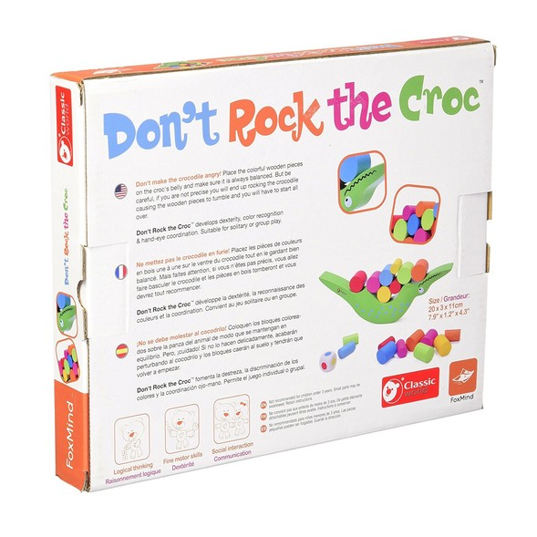 Toys & Games Don't Rock The Croc Game