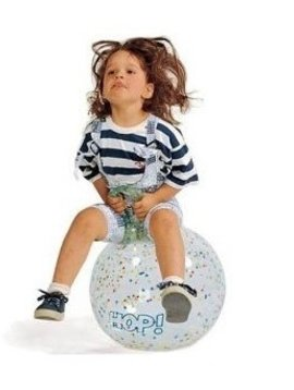 """Toys & Games Gymnic Hop Fantasy 18"""" Ball with Stars"""