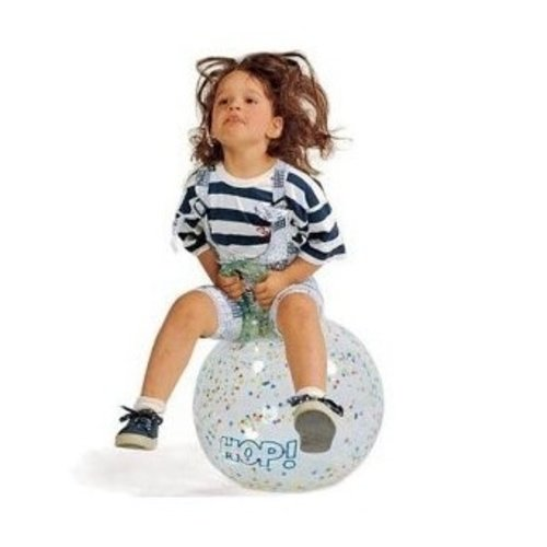 "Toys & Games Gymnic Hop Fantasy 18"" Ball with Stars"