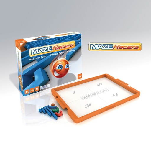 Toys & Games Maze Racers Game - Exciting, Creative Construction & Challenging Fine-Motor Maze Game!