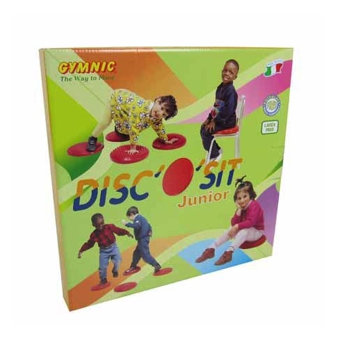 Classroom Aid Gymnic Disc 'O' Sit Junior