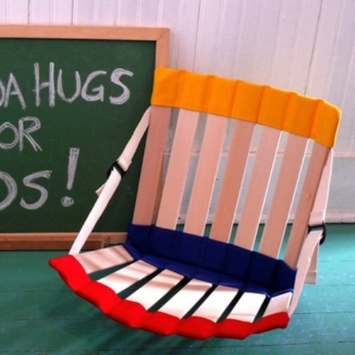 Therapy Equipment HowdaHUG1 Get a Squeeze While You Sit Chair (Ages 7+)