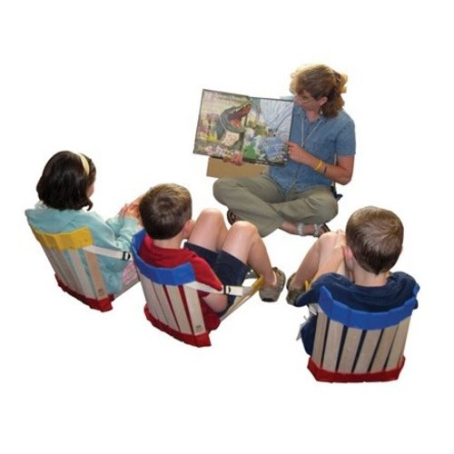 Therapy Equipment HowdaHUG Petite Adjustable Chair (Ages 3-5)