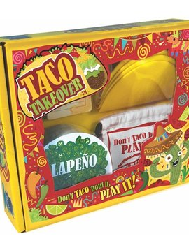 Toys & Games Taco Takeover Game NEW!