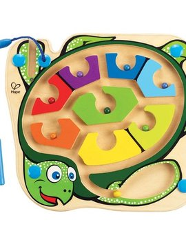 Toys & Games Hape Colorback Sea Turtle Magnetic Maze