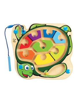Toys & Games AWARD WINNING Hape Colorback Sea Turtle Magnetic Maze