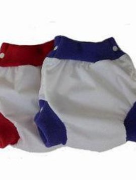 Diaper Accessories Happy Heinys So Simple Trim Pull-On Snap-Side Diaper Cover