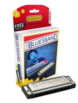 Sound & Lights Hohner Bluesband Harmonica