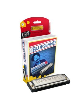 Sound & Lights Hohner Bluesband Harmonica
