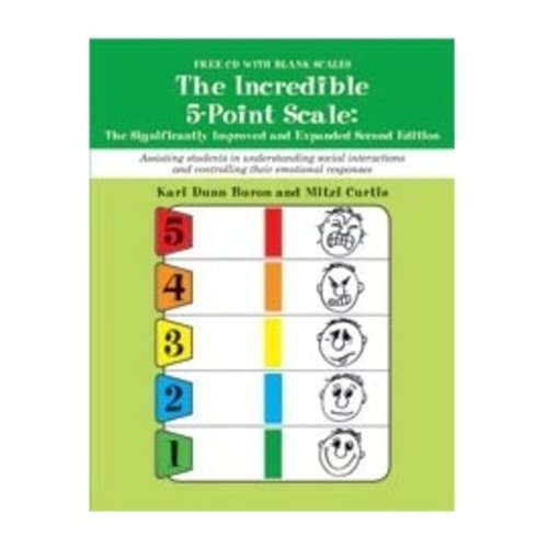 Books The Incredible 5-Point Scale: Significantly Improved and Expanded Second Edition