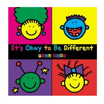 Books It's Okay to Be Different<br />by Todd Parr