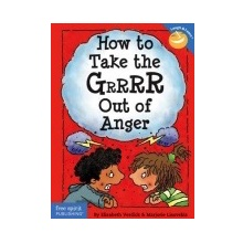 Books How to Take the Grrrr Out of Anger: Revised & Updated Edition (Large Print 16pt)