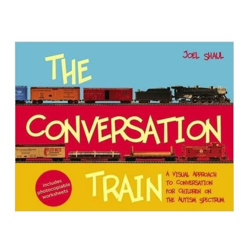 Books The Conversation Train: A Visual Approach to Conversation for Children on the Autism Spectrum