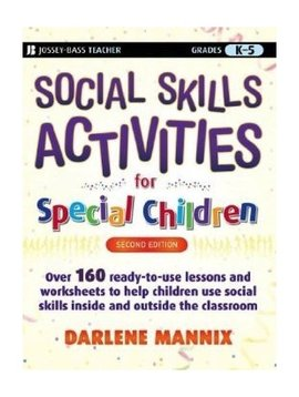 Books Social Skills Activities for Special Children: Grades K-5