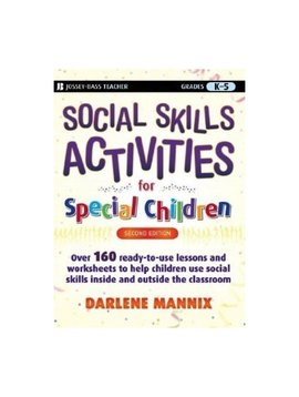 Books Social Skills Activities for Special Children: Grades K-5