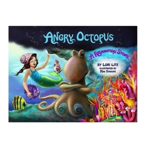 Books Angry Octopus: A Relaxation Story