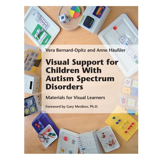 Books Visual Support for Children with Autistic Spectrum Disorders