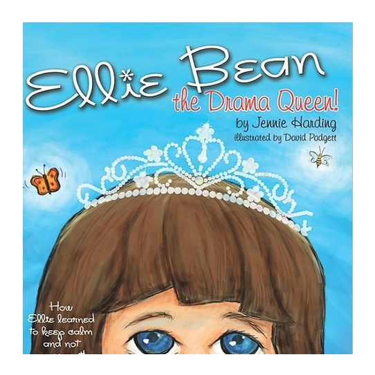 Books Ellie Bean the Drama Queen: A Children's Book about Sensory Processing Disorder