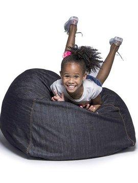 Special Order JAXX 5.5' Black Denim Pillow Saxx Multi-Position Pillow & Crash Pad *FREE SHIPPING!