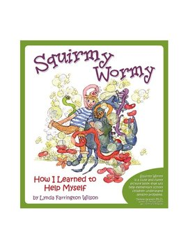Books Squirmy Wormy: How I Learned to Help Myself [Paperback]