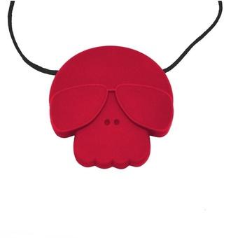 Chews & Chewlry Jellystone Chewelry Skull Pendant