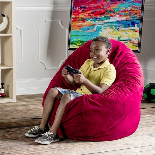 Awesome Special Order Jaxx Kids 4Ft Cocoon Bean Bag Free Shipping Dailytribune Chair Design For Home Dailytribuneorg