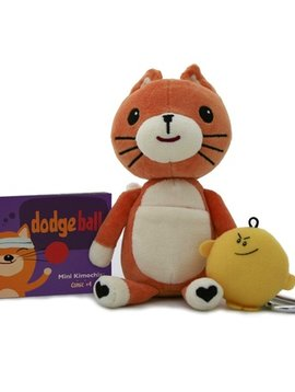 "Toys & Games Kimochis Mini 6"" Plush Character with Emotional Attachment Keychain and Book"