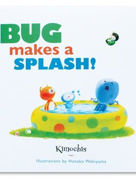 Books Kimochis Bug Makes A Splash Book
