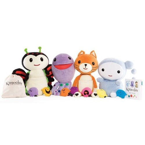 "Toys & Games Kimochi 13"" Plush Character with 3 Feelings"