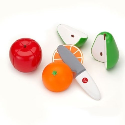 Toys & Games The Perfect Kid O Magnetic Cutting Fruit Play Set Gift!
