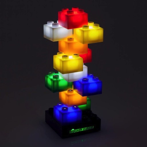 Toys & Games Light Stax...The Bricks Light Up! 12 Piece Starter Set