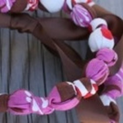"Chews & Chewlry ORGANIC ""Chic Chewelry"" Bracelet/Necklace"