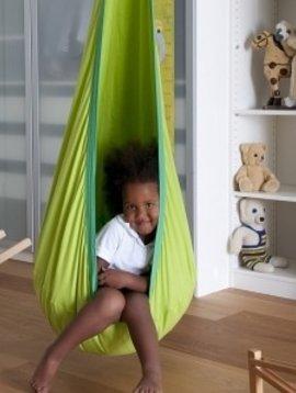 Special Order La Siesta Joki Hanging Crows Nest Soft Fabric Hammock Swing
