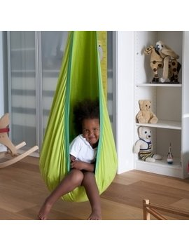 Special Order La Siesta ORIGINAL Joki Hanging Crows Nest Soft Fabric Hammock Swing