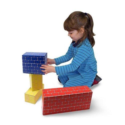 Toys & Games Melissa & Doug Jumbo Cardboard Blocks (24 pc)