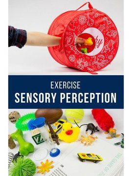 Toys & Games The Tactile & Sensory Stimulating Touchy Feely Game
