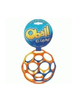 "Toys & Games 4.5 "" Oball (Colors May Vary)"