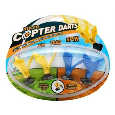 SENSORY OgoSport Micro-Copter Darts