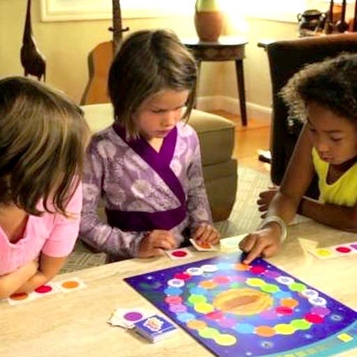 Toys & Games Peaceable Kingdom Hoot Owl Hoot! Award Winning Cooperative Board Game