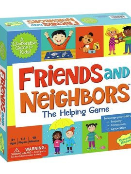 Toys & Games AWARD WINNING! Friends and Neighbors: A Social Emotional Game That Develops Empathy & Compassion
