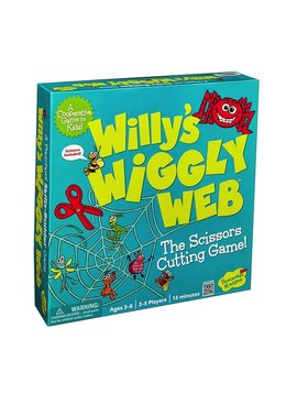 Toys & Games AWARD WINNING! Willy's Wiggly Web Game