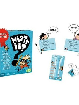 SENSORY What is it? Family Board Game
